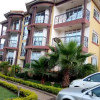 Ntinda two bedrooms fancy apartment for rent