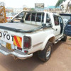 Toyota Pick Up Double Cabin manual transmission