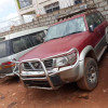 Strong Nissan patrol with non turbo diesel engine