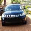 Black Nissan Murano in impeccable condition
