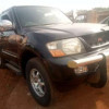 Mitsubishi pajero sport short chasis petrol in excellent condition