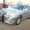 2004 Toyota Kluger for Sale at USh22,500,000